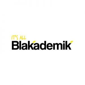 It's All Blakademik logo