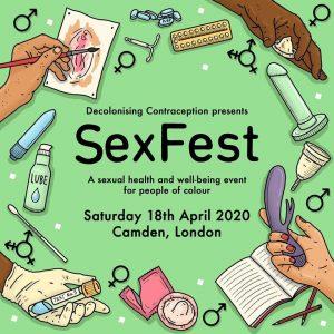 Decolonising Contraception SexFest